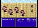 Final fantasy 2 séance d'entraînement 2