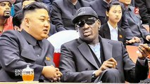 "Dennis Rodman raconte ses sorties karaoké avec... Kim Jong Un dans ""Envoyé Spécial"" - Regardez"