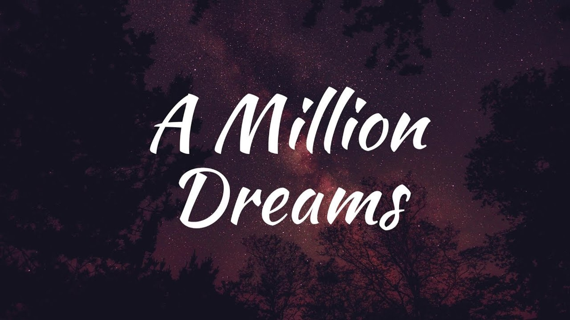 photograph about A Million Dreams Lyrics Printable titled A Million Desires (Lyrics) Versus \u201cThe Major Showman\u201d