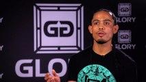 Gang life nearly killed GLORY 50's Daniel Morales