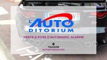 AUTODITORIUM : Vente et pose de systèmes électroniques embarqués pour autos et motos.