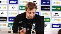 Liverpool's Unbeaten Run Ends away at Swansea