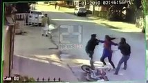 Brave Girl Fight with snatchers