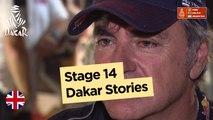 Magazine - Carlos Sainz - Stage 14 (Córdoba / Córdoba) - Dakar 2018