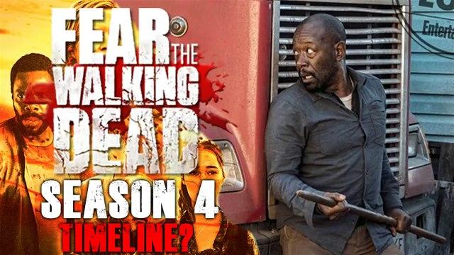 Fear The Walking Dead Season 4 - Will this Massive Time Jump Ruin Fear?