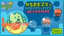Wow! Wow! Wubbzy! Wubbzys Underwater Adventure Full Episode Game - Dora the Explorer