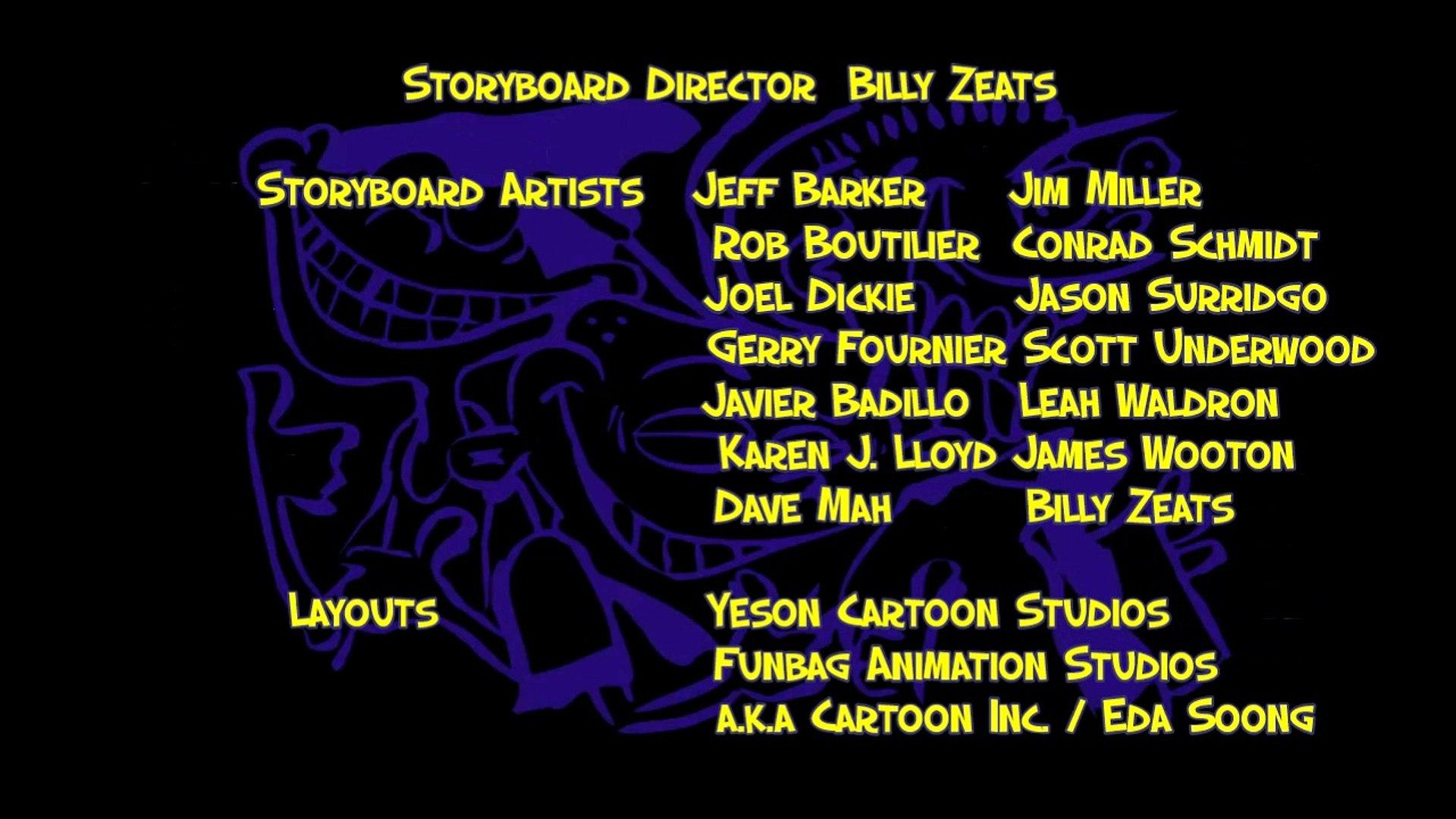 Ed Edd N' Eddy - Ed Edd N' Eddy Rule!! - Closing Credits
