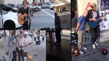 MUSICOS FAMOSOS se Unen por Sorpresa a MUSICOS CALLEJEROS | Famous artists joins to street artist!