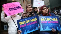 Women's Marches 2.0 Protest Trump on One Year Inauguration Anniversary