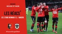 J22. Stade Rennais F.C. / Angers : Les Réacs'