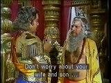 King Parikshit Abhimanyu son(राजा परीक्षित अभिमन्यु पुत्र) shree krishna | ramanand sagar mahabharat