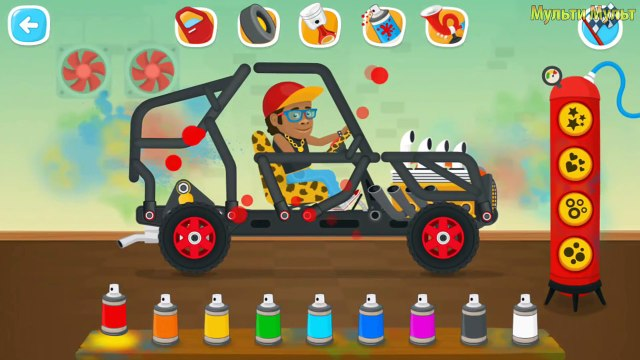Car Driving for Kids | Car Fory | Videos for kids | Videos For Children | Car for Kids Game Kids