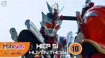 Legend Heroes - Ep 10 - LU BU The Strongest (Vietnamese Dubbed Version)