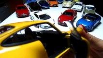 Toy cars diecast Audi A.Romeo Lamborghini Porsche
