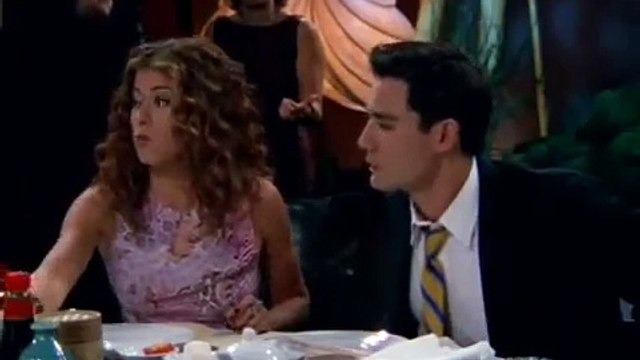 Grace Adler / Debra Messing from Will and Grace Blooper Compilation