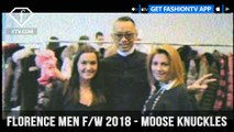 Moose Knuckles Florence Men Fashion Week Fall/Winter 2018 Collection | FashionTV | FTV