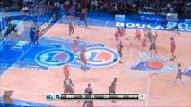 Pro A - J17 : Boulazac vs Cholet