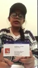 This Girl Lost 4 Lac Rs from her UBL accounts due to Skimming fraud, and bank is not cooperating with her.