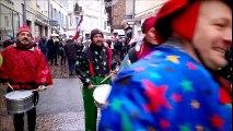 Bourg-en-Bresse : fête des conscrits 2018