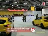 Salon de l'automobile d'Alger 2014 Renault Clio RS