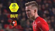 But Benjamin BOURIGEAUD (84ème pen) / Stade Rennais FC - Angers SCO - (1-0) - (SRFC-SCO) / 2017-18