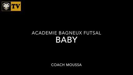 Académie : Coach Moussa et les baby