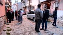 Çığ düşmesi sonucu şehit olan Jandarma Astsubay Üstçavuş Kulaoğlu'nun baba evi - BALIKESİR