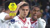 But Nicolas DE PREVILLE (26ème) / FC Nantes - Girondins de Bordeaux - (0-1) - (FCN-GdB) / 2017-18