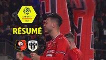 Stade Rennais FC - Angers SCO (1-0)  - Résumé - (SRFC-SCO) / 2017-18