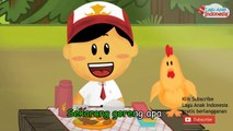 Makan Apa - Lagu Anak Anak - Lagu Anak Indonesia