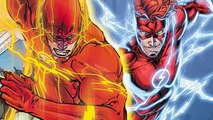 "BARRY ALLEN vs WALLY WEST - The Flash War Preview ""LA GUERRA DE FLASH"""