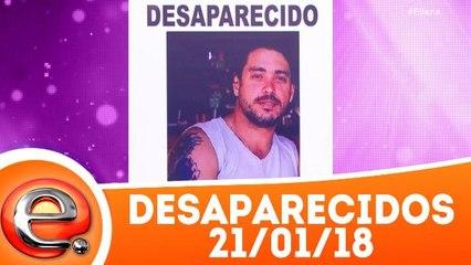 Desaparecidos - 21.01.18