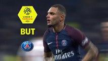 But Layvin KURZAWA (45ème +3) / Olympique Lyonnais - Paris Saint-Germain - (2-1) - (OL-PARIS) / 2017-18