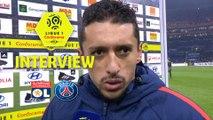 Interview de fin de match : Olympique Lyonnais - Paris Saint-Germain (2-1)  - Résumé - (OL-PARIS) / 2017-18