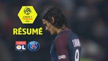 Olympique Lyonnais - Paris Saint-Germain (2-1)  - Résumé - (OL-PARIS) / 2017-18