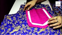 Blouse Neck Designs Cutting and Stitching, Blouse Neck Designs, Latest Neck Designs for Blouse
