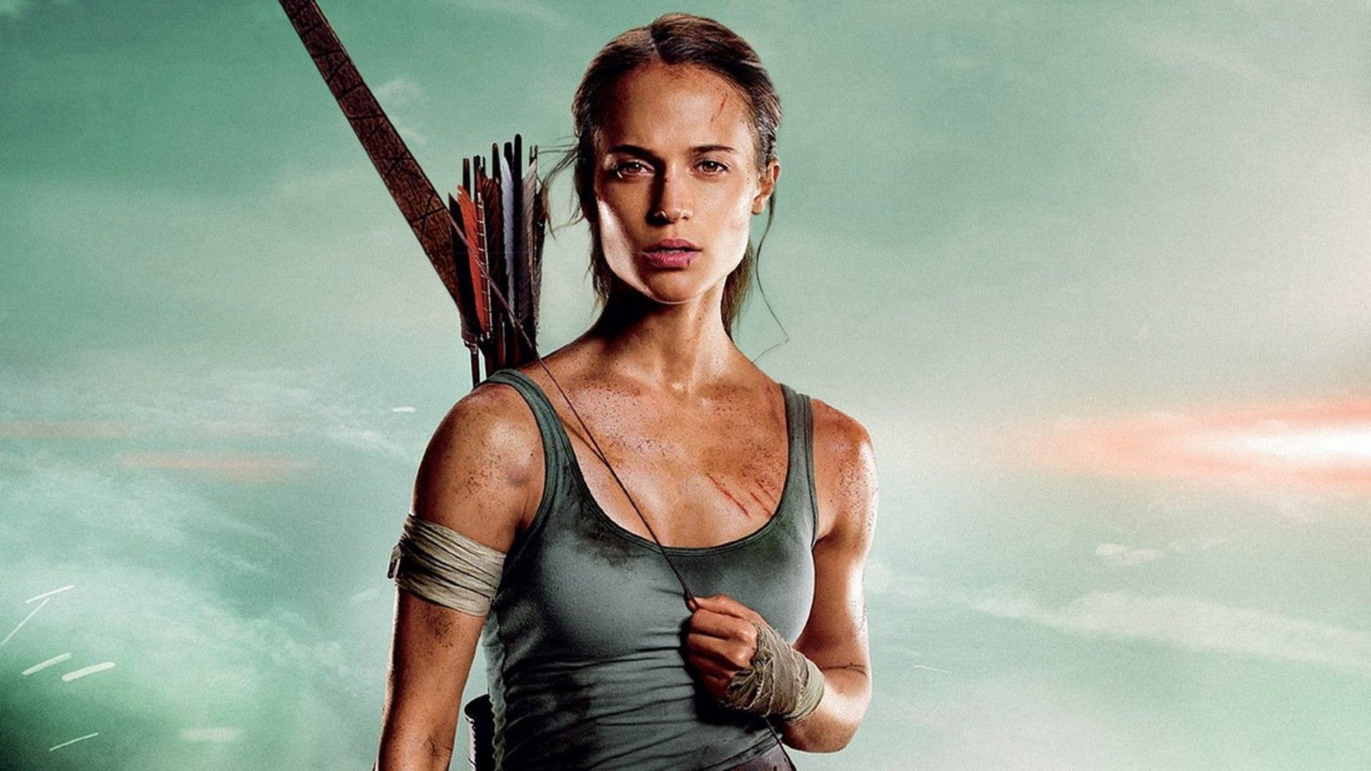 Tomb Raider Action Movie 2018 Full Movies