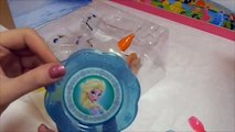 Little Kelly - Toys & Play Doh  - Olaf's Tea Party Set (Fro