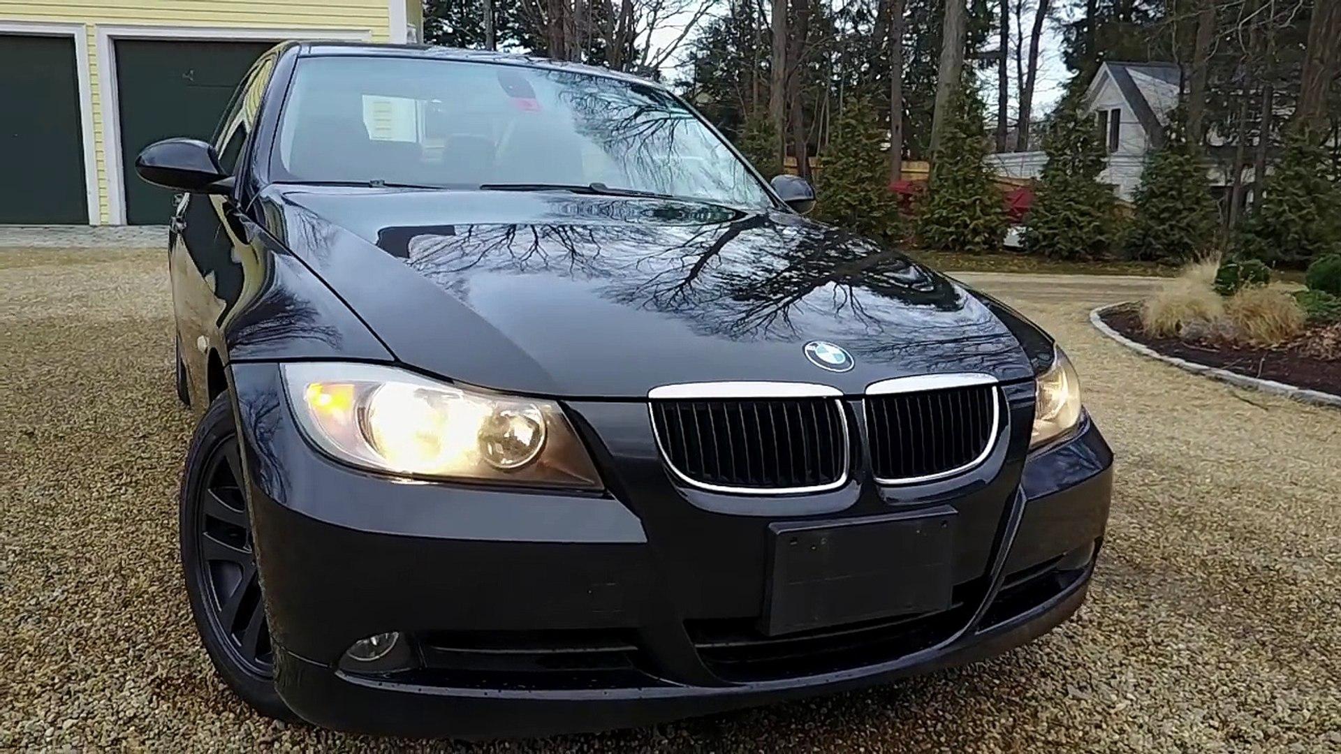 BMW E90 // In Depth 7 Touchscreen Installation // EONON GA6165