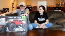 Axial Wraith Spawn Kit 1/10th Scale Electric 4WD Unboxing & First Impressions - TheRcSaylors