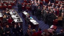 Amid Government Shutdown, Republicans And Democrats Dig In Their Heels