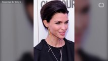 Ruby Rose In Wheelchair After Spine Surgery