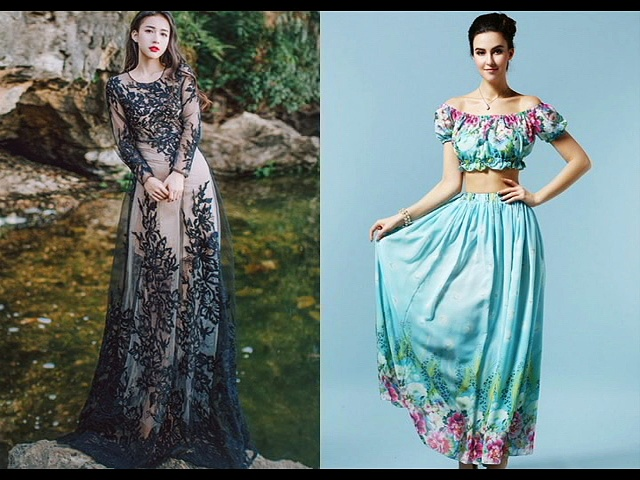 Dresses For Women - Buy Women Dresses Online - Acchajee Shopping .http://bit.ly/2Xc4EMY