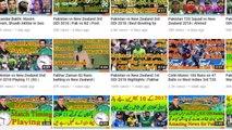Pakistan Playing 11 (XI) 1st T20 vs New Zealand 2018 | Very Big news for Pakistan Cricket Team