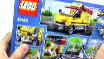 Lego City Pizza Van 60150 Alternative Build Pizza Kiosk