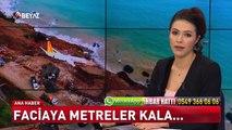 Trabzon'da Pistten Çıkan Uçağın Pilotu Her Şeyi İtiraf Etti
