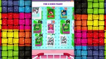 Teeny Titans - A Teen Titans Go! Figure Battling Game First 14Mins Gameplay Part-1 iOS & Android