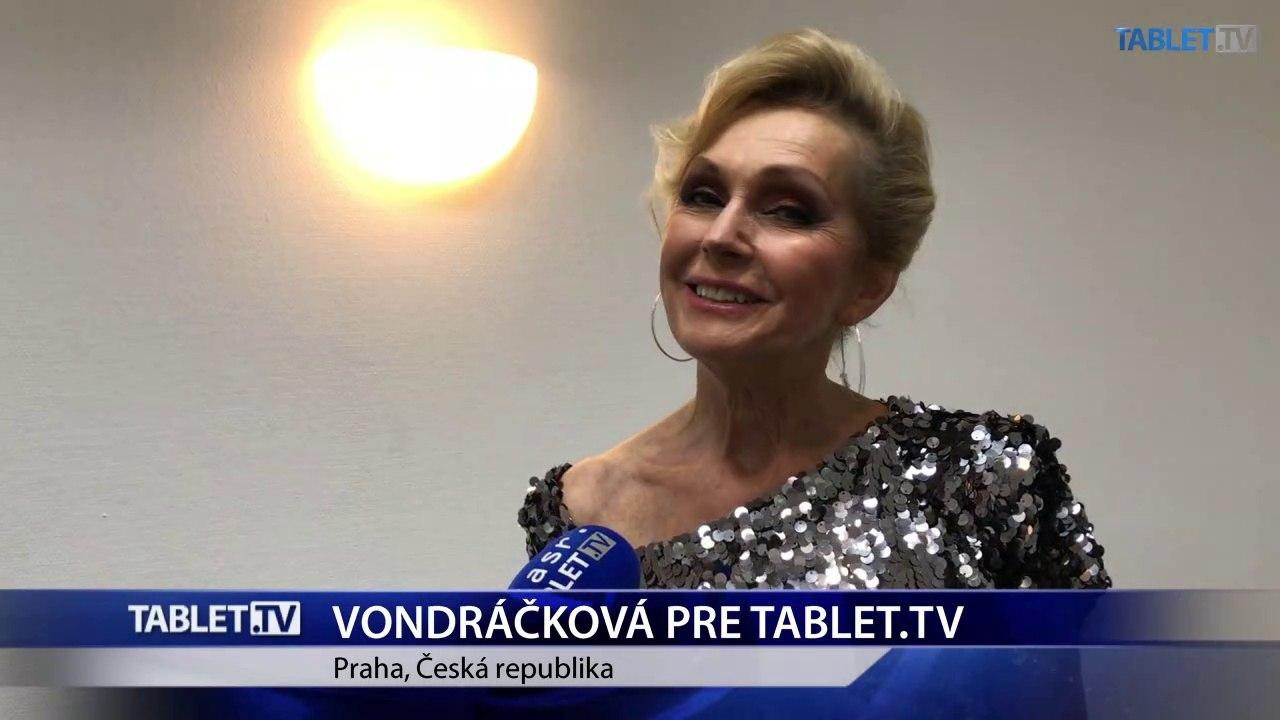 VONDRÁČKOVÁ exkluzívne pre TABLET.TV: Pravda o slovenských fanúšikoch