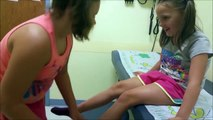 Toy Freaks - Freak Family Vlogs - Bad Baby Toy Freaks Victoria Crying Freak Family Playing Doctor Office Visit Victoria & Annabelle