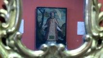 Cáceres agoge una exposición de artistas costumbristas